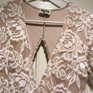 42c0aa3e917 Show Me Your MuMu Dresses - Show Me your mumu Eleanor Lovers Lace Maxi Gown